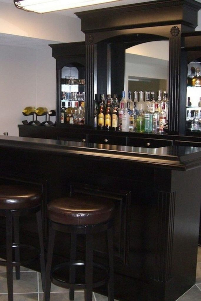 Design Of Home Bar