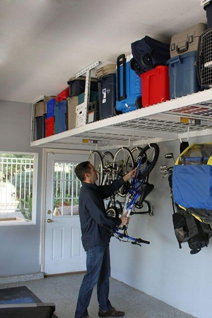 Garage Storage Ideas For Bikes