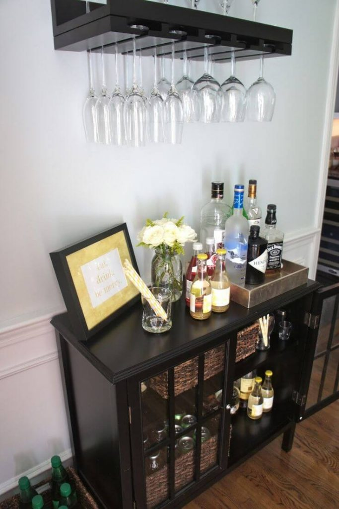 Home Bar Ideas On a Budget
