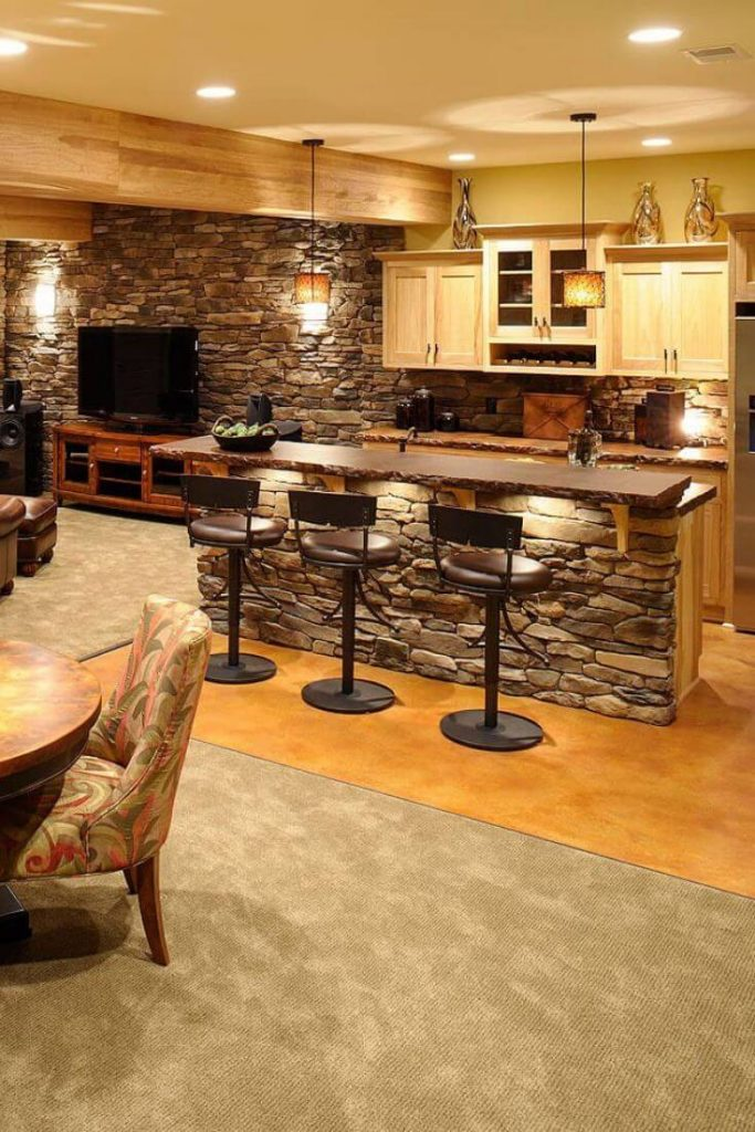13 Best Home Bar Ideas with Cozy Nuance - TheJiveTurkey