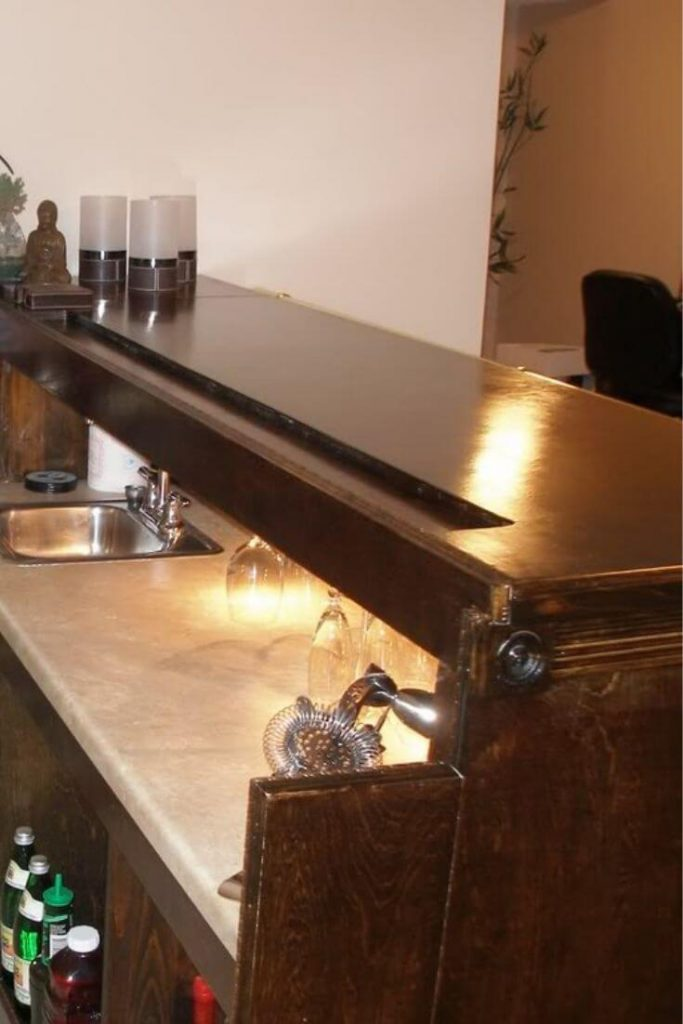 Homemade Bar Ideas